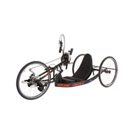 The Force-3 Handcycle, by Invacare TOP END