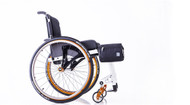 Horizontal - Quokka Bag for Wheelchairs ( Large)