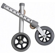 "Walker Wheel Kit 5"" Latex-free"