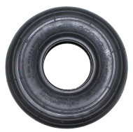 RIB (SPIRIT) BLACK PNEUMATIC TIRE