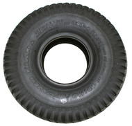 BLACK KNOBBY (POWER TRAX) PNEUMATIC TIRE - T059B