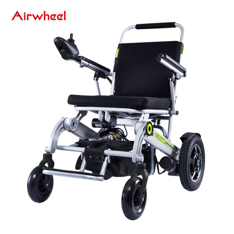 Remarkable Airwheel H3T Folding Wheelchair Theyellowbook Wood Chair Design Ideas Theyellowbookinfo