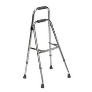 Folding Aluminum Hemi-Walker - Mabis DMI Healthcare