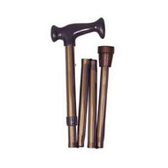 Adjustable Folding Cane with Ergonomic Handle
