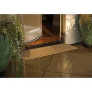 Rubber Threshold - StoneCap(TM) Transition