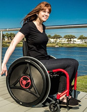REV-LX Wheelchair Wheelsets by ROWHEELS