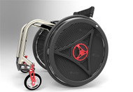 REV-HX Wheelchair Wheelsets by ROWHEELS