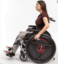 REV-3 Wheelchair Wheelsets by ROWHEELS