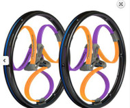 Multi-Coloured Loopwheels Classics (Pair)
