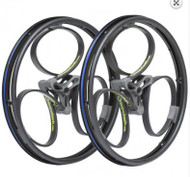 Demo Black Loopwheels Classics (Pair)