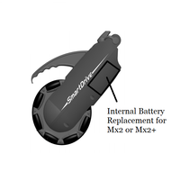 Smartdrive Mx2 or Mx2+ Internal Battery Pack Replacement
