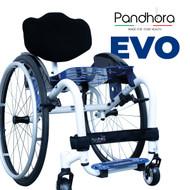 EVO wheelchair, by Pandhora
