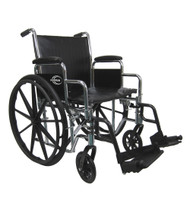 KN-920W Karman Bariatric Wheelchair