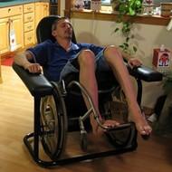 EZ Tipper Wheelchair Recliner