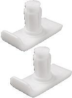 Walker Ski Glide Attachments (Pair)