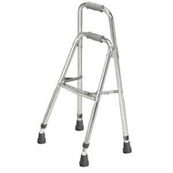 Adult Hemi Side Walker Foldable - Drive Medical