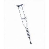 "Adult Aluminum Crutches with Accessories 5 ft 2"" to 5 ft 10"" - Drive Medical"