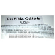 GeeWhiz - IMD Gelstrips - Set of Five (5)