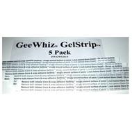 GeeWhiz - IMD Gelstrips - Set of Five (5)