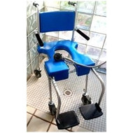 Go-Anywhere Commode and Shower Chair