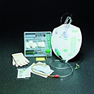 Bard Foley Insertion Tray Kit with Bedside Bag - Sterile