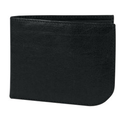 RFID Blocking Leather Front Pocket Wallet