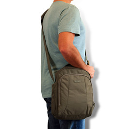 Pacsafe Metrosafe 250 GII Anti-Theft Shoulder Bag