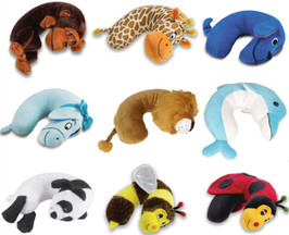 LI'L LEWIS® Kid's Travel Pillows