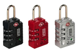 Search Alert Indicator™  Luggage Lock