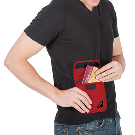 Pacsafe Coversafe™ X75 Anti Theft RFID Blocking Neck Pouch
