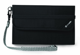 Pacsafe RFIDsafe™ V250 RFID Blocking Travel Wallet