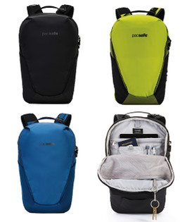 Pacsafe X18 Anti Theft Travel Backpack