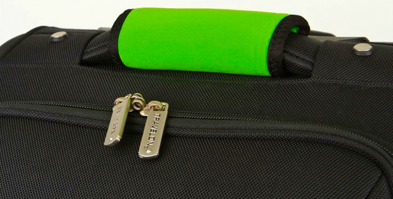 fdfe69fd184e Luggage Handle Wrap (2-Pack)