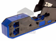 Cat5 / Cat6 Crimp Tool Plug Termination RJ45 RJ11 Cutter Stripper Cat5e 4