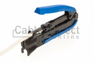 Adjustable RG59 RG6 RG11 Cable F-Connector Compression Tool
