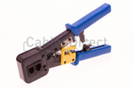 Crimping Tool with Cable Stripper