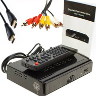 Digital Converter Box with Recording PVR Function