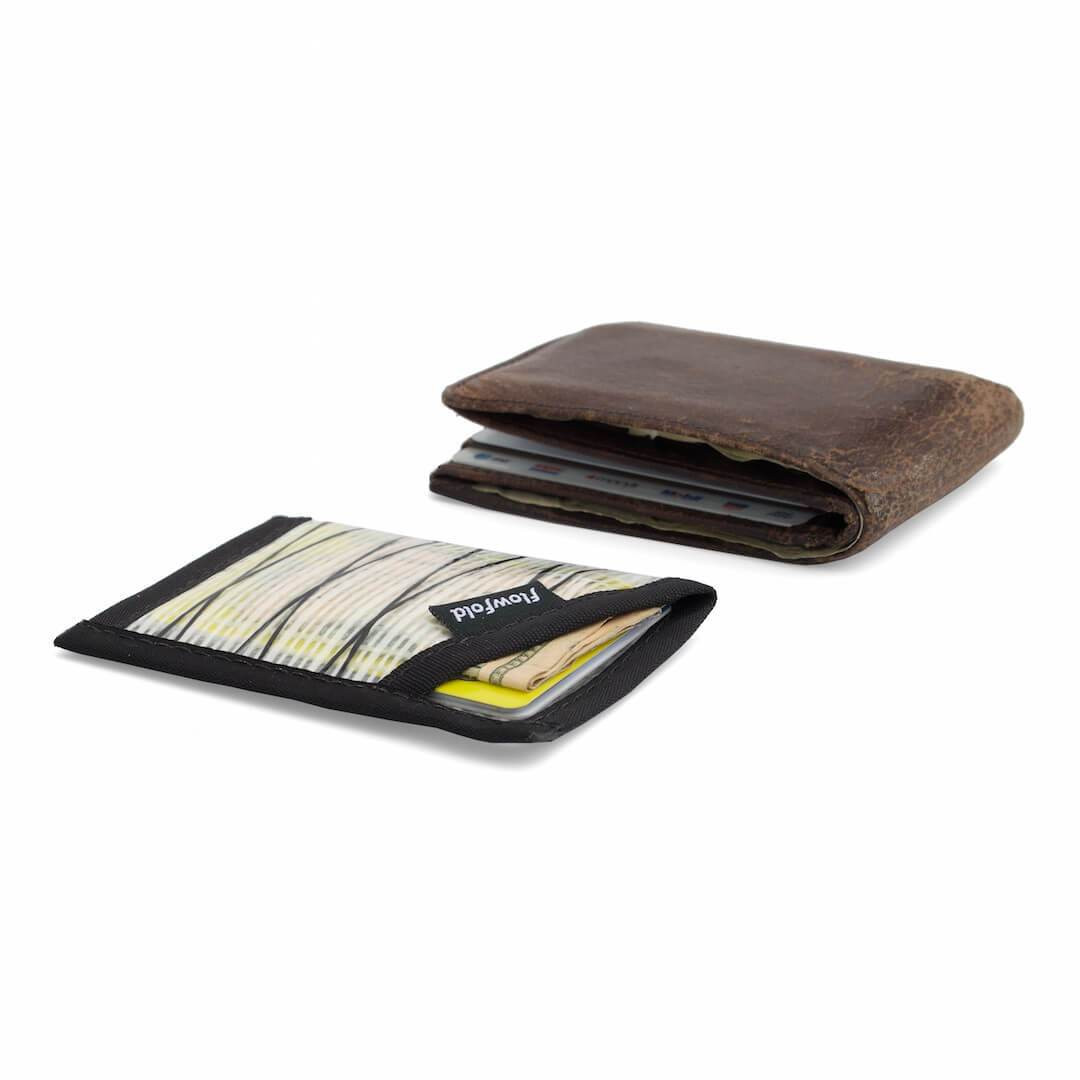 POLYESTER CARD HOLDER BLACK Clothing, Shoes & Accessories Men's Accessories MATIX NYLON