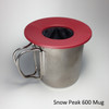 Coffee/Tea Brewer on Snow Peak 600 Mug
