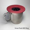 Coffee/Tea Brewer on Snow Peak 600 Mug