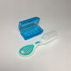 Thumbprint Toothbrush with Cover