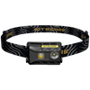 Nitecore NU25 Triple Output USB Rechargeable Headlamp with Wide Headband