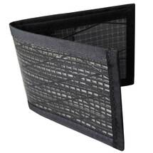 Vanguard Billfold Wallet - Sailcloth, Black