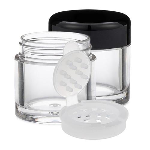 Lil'Dash Shaker UL sifter-top jar