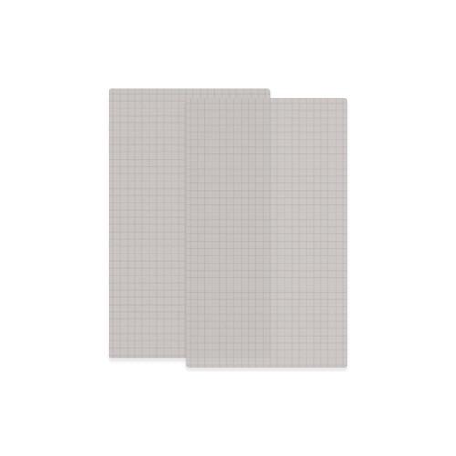 2 Silnylon Patches, 3 x 5 in. (7.6 x 12.7 cm)