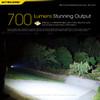 700 lumens - Super bright