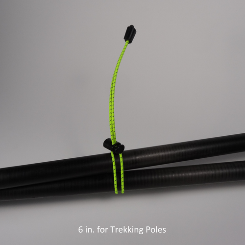 6 in. for Trekking Poles