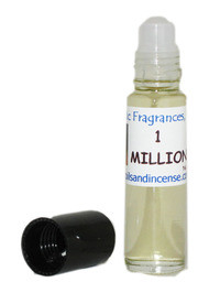 1 Million type (M) 1/3 oz. roll-on bottle
