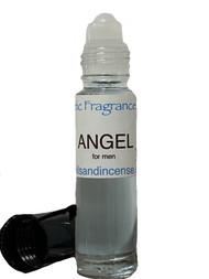 Angel (M) type 1/3 oz. roll-on bottle