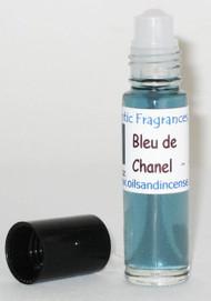 Bleu de Chanel type (M) 1/3 oz. roll-on bottle